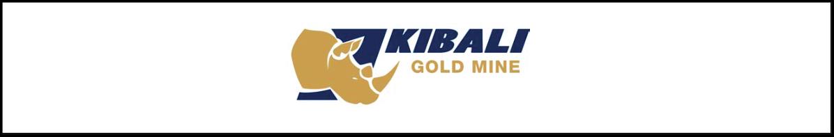 Logo Kibali Gold Mine